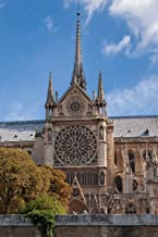 Notre-Dame de Paris-special edition of notebook, perfect 120 lined pages #5