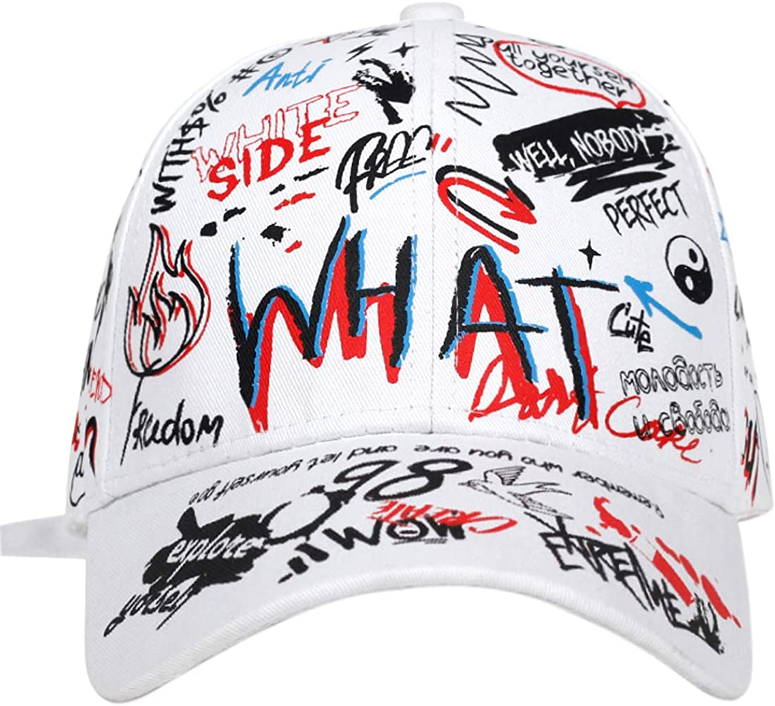 VORON Graffiti Unisex Dad Hat Rapid rise Fashion Cap Personality Baseball All stores are sold H