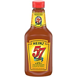 Heinz 57 Original Sauce (20 oz Bottle)