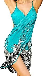 Women's Fashion Sarongs Style Beachwear Ice Silk Bikini Cover up