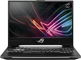 لابتوب اسوس ستريكس سكار GL504GS-ES081T - انتل كور i7، شاشة 15 انش، سعة تخزين 1 تيرا بايت + 256 اس اس دي، 16 جيجا رام - اسود