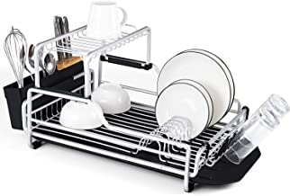 Best aluminium dish drainer Reviews