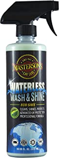 Masterson's Car Care MCC_106_16 Waterless Wash & Shine (16 oz)