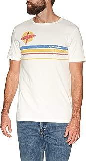 Lightning Bolt Sunset Surfer Short Sleeve T-Shirt