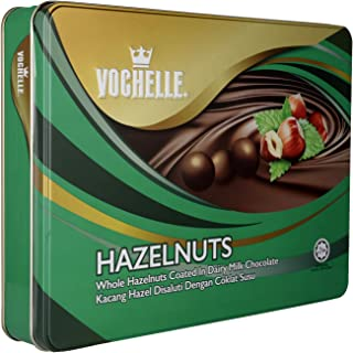 Vochelle Gift Covered Hazelnut Chocolate, 380 g