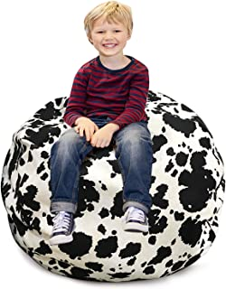 Stuffed Animal Storage Bag Chair Cover, Extra Large 38