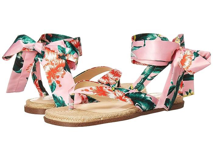 Jessica Simpson  Abramo (Pink Multi) Womens Shoes