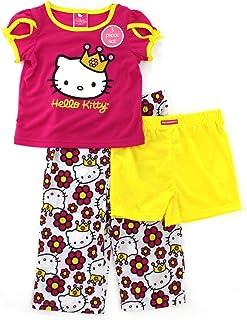b6f6fcd90 Amazon.com  Hello Kitty - Sleepwear   Robes   Clothing  Clothing ...