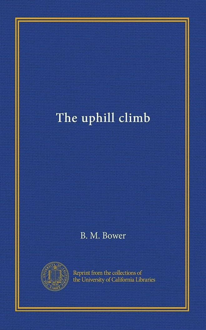 説明的お気に入りエレベーターThe uphill climb