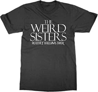 The Weird Sisters Deathly Hallows Tour T-Shirt