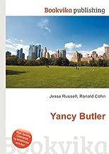 Yancy Butler