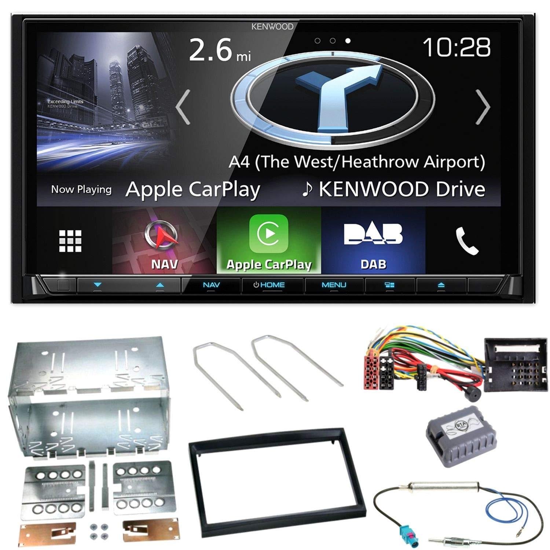 Kenwood DNX-8170DABS - Sistema de navegación con Bluetooth y Manos ...