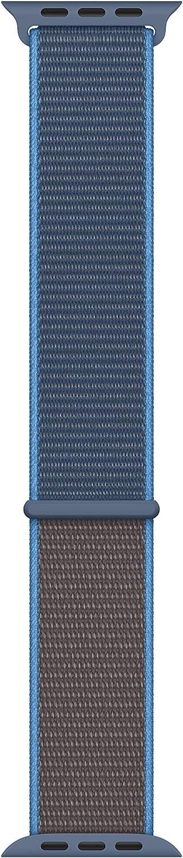 Apple Watch Sport Loop (44mm) - Surf Blue (Renewed)