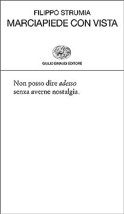 Marciapiede con vista (Collezione di poesia Vol. 441)