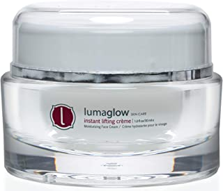 Luma Glow Skin Care- Instant Lifting Creme -Moisturizing Face Cream- Deeply Hydrates And Lifts Skin (1Ounce)