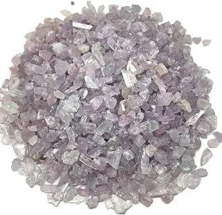 25 Grams, Natural Rough Lavender Pink Kunzite Crystal from Afghanistan, KUN190