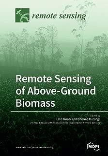 Remote Sensing of Above-Ground Biomass