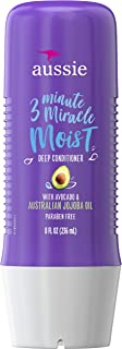 aussie 3 Minute Miracle Deeeep Moist Treatment 8oz (3 Pack)