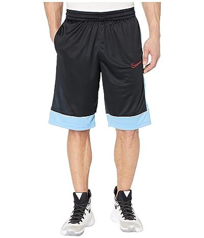 Nike Shorts Fastbreak (Black/University Blue/University Red) Men