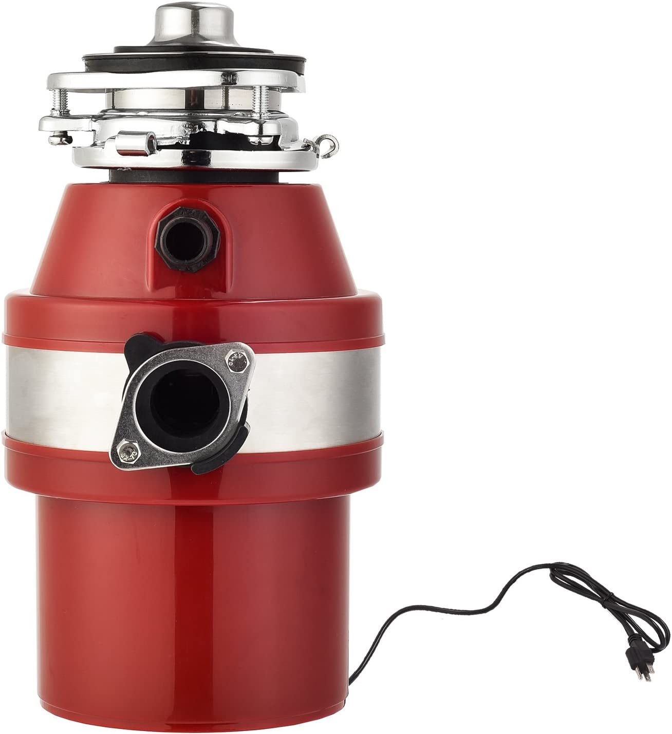 KUPPET Garbage Disposal Super sale with famous Household 1 2 HP