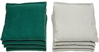 Best Weather Resistant Cornhole Bags (Set of 8) by SC Cornhole:: Choose Your Colors Reviews