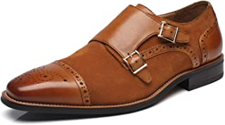 toastie monk strap loafers
