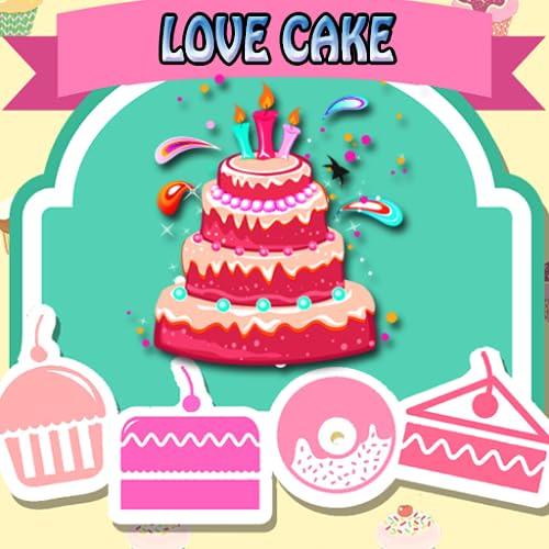 fabricante de bolo de amor - jogo de padaria