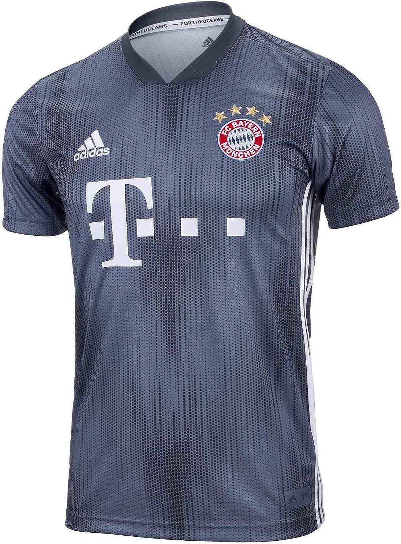 adidas Bayern Munich Men's Third Soccer Jersey 2018/19