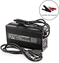 58.8V 4A Charger Li-ion Battery Electric Bicycle Charger 14S 51.8V for Lithium ion Battery (58.8V4A Crocodile Clip)