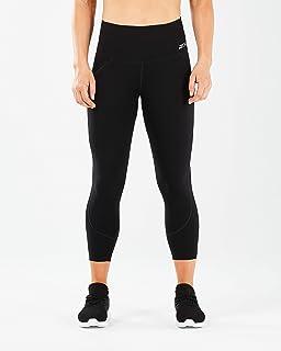 2XU 女式健身高腰压缩 7/8 紧身 Wa5383b