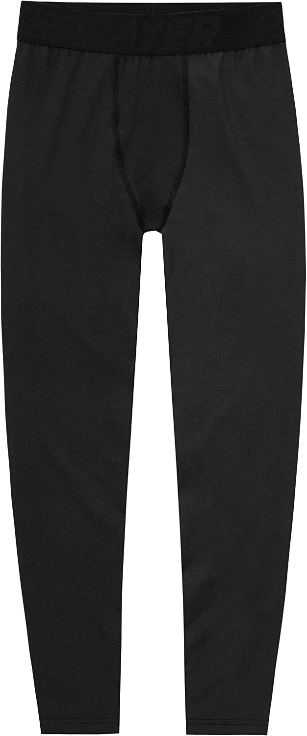 PowerLayer Boys Thermal Performance Baselayer Top /& Tights Compression Set