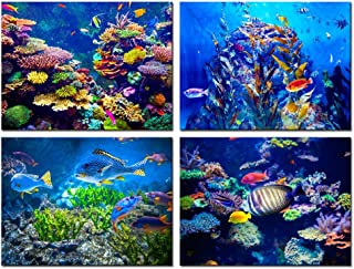 Best sea life wall art Reviews