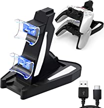 DLseego PS5 Controller Charger Compatible for Playstation...