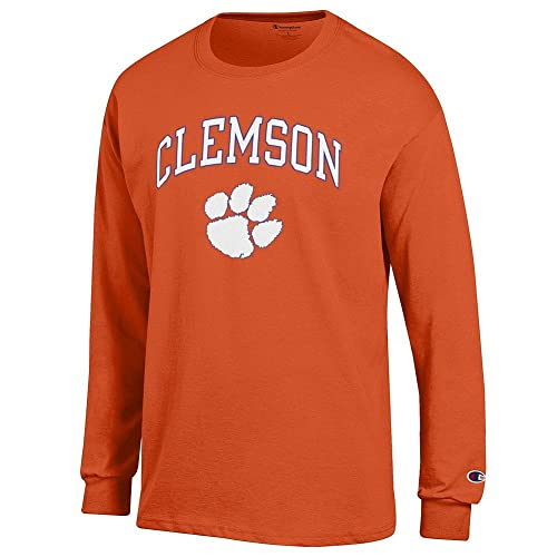 Elite Fan Shop NCAA Men s Team Color Long Sleeve Shirt 12f8b5d79