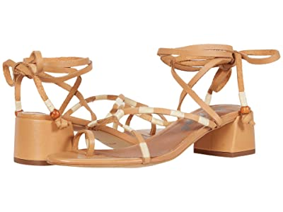 Free People Hermosa Lace-Up (Natural) Women