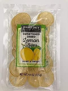 Trader Joe's Sweetened Dried Lemon Slices