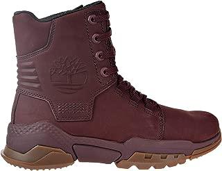Timberland City Force Reveal Men's Boots Burgundy Nubuck tb0a1uzw