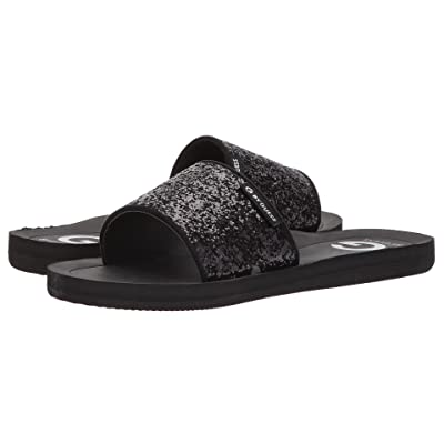 G by GUESS Tomie (Black Glitter) Women