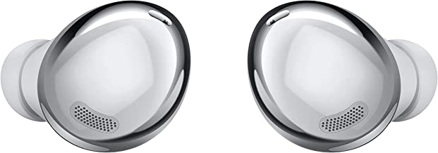 SAMSUNG Galaxy Buds Pro, Bluetooth Earbuds, True Wireless, Noise Cancelling, Charging Case, Quality Sound, Water Resistan...