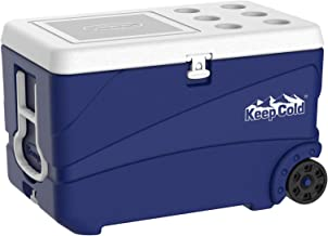 Cosmoplast Keepcold Deluxe 84 Liter Ice Box - Blue