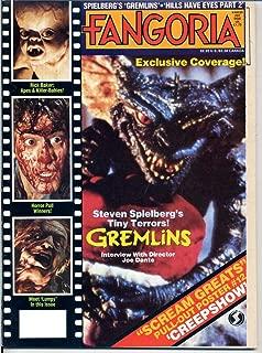 Fangoria Magazine 37 KISS Gremlins CREEPSHOW POSTER Joe Dante JOHN AMPLAS Martin the Vampire STUART FREEBORN August 1984 (Fangoria Magazine)