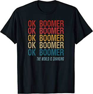 Ok Boomer The Ok-Boomer-Trending Ok Boomer Meme T-Shirt