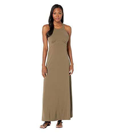 Prana Calexico Maxi Dress (Slate Green) Women