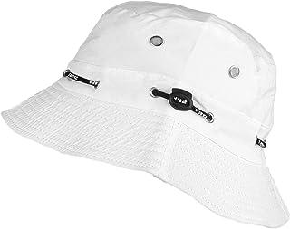 TOUTACOO, Chapeau d été réglable, Bob uni Sport - Mixte