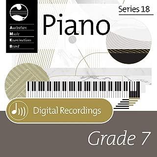 Ameb Piano Series 18 Grade 7