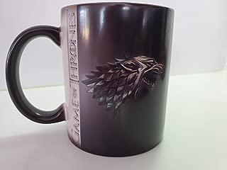Game Of Thrones Heat Reactive Coffee Mug