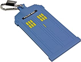 Doctor Who Style Tardis Luggage Tag