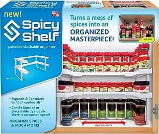edenware expandable spice rack