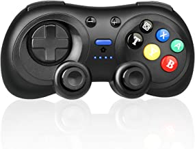 Linkstyle Wireless Pro Controller for Switch, Pro Gamepad Joystick Compatible with Nintendo Switch Supports Gyro Axis Turb...