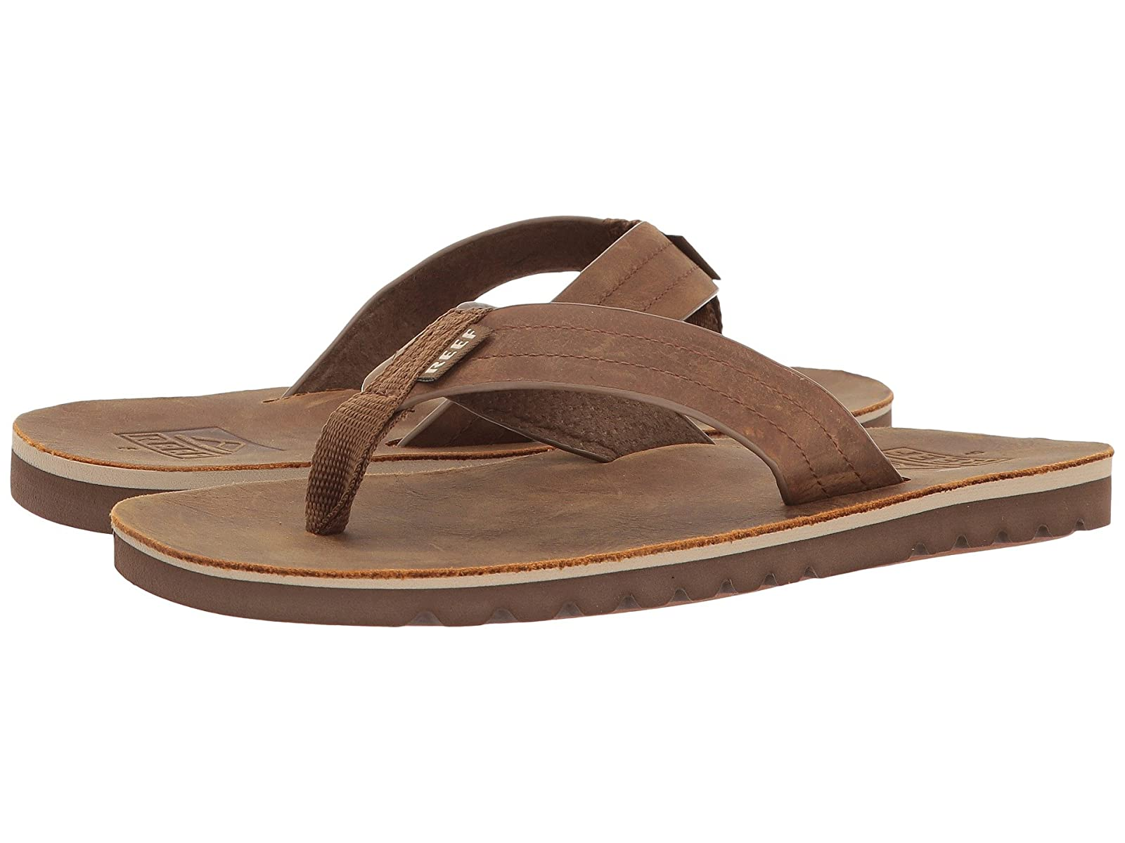 Reef Voyage LEAtmospheric grades have affordable shoes